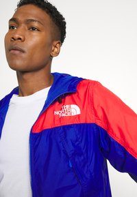 The North Face - HYDRENALINE WIND JACKET - Summer jacket - blue/horizon red - 3