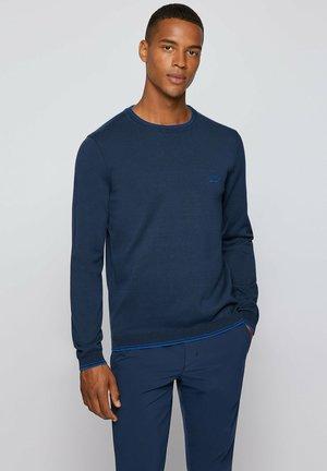 RITOM - Stickad tröja - dark blue