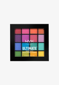 Nyx Professional Makeup - ULTIMATE SHADOW PALETTE - Oogschaduwpalet - 4 brights - 0