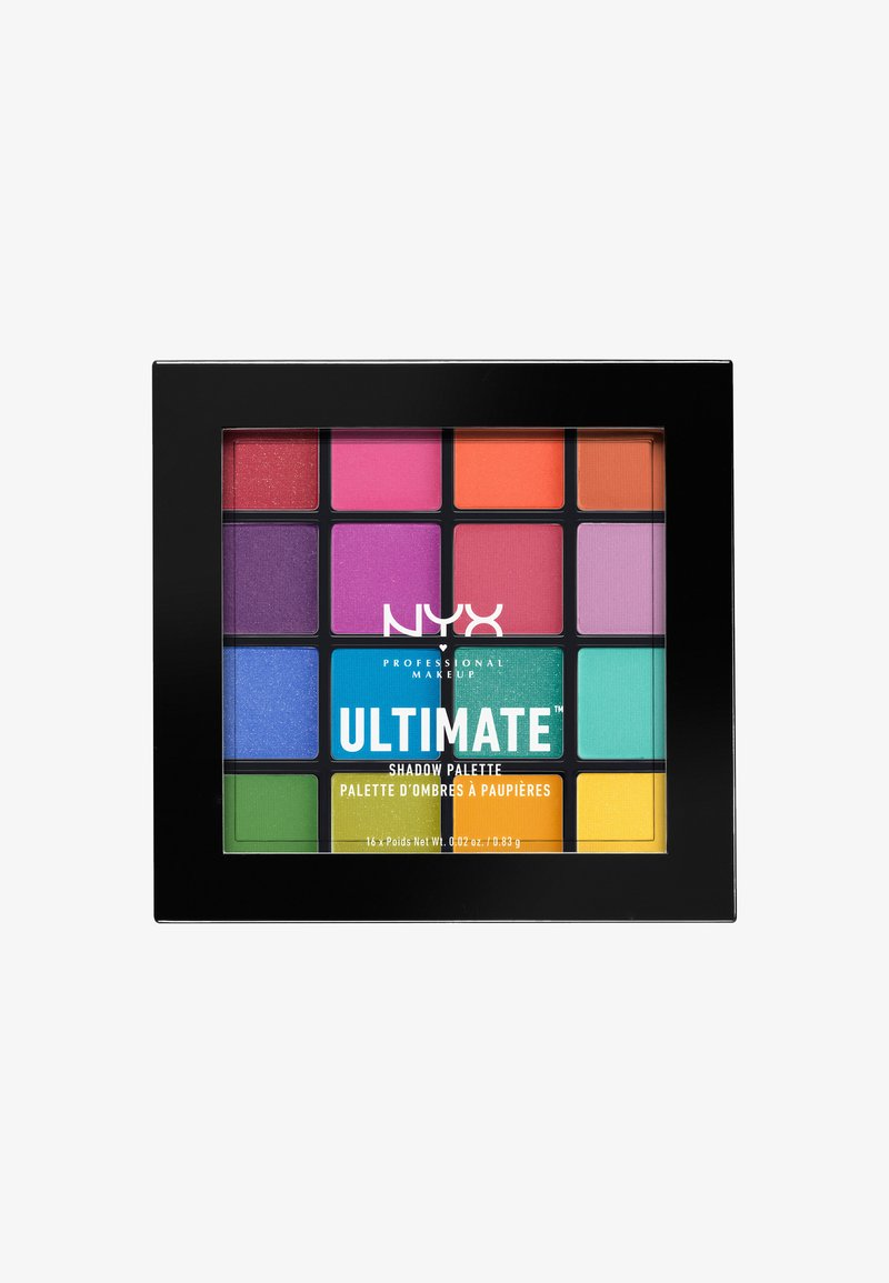 Nyx Professional Makeup - ULTIMATE SHADOW PALETTE - Oogschaduwpalet - 4 brights