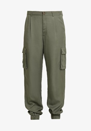 PAULA TROUSER - Bukser - army green
