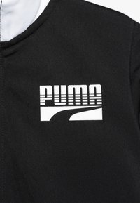 Puma - REBEL SUIT - Tracksuit - puma black - 5