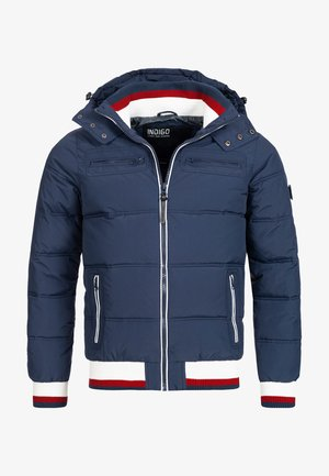 MARLON - Winter jacket - navy