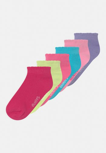 6 PACK UNISEX - Socks - multi-coloured