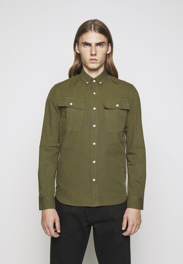 CROW - Shirt - army