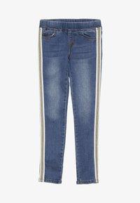 The New - MAZY GLEE PANTS - Slim fit jeans - blue denim - 2