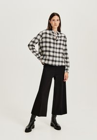 Opus - Button-down blouse - off white - 0