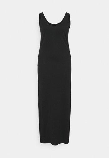 VMNANNA ANCLE DRESS - Jersey dress - black