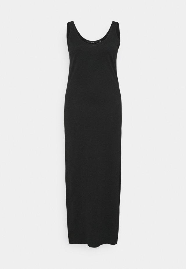 VMNANNA ANCLE DRESS - Robe en jersey - black