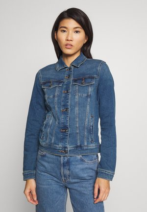 WAISTED - Veste en jean - blue medium