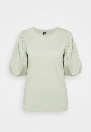 VMJOSE VOLUME - Basic T-shirt - desert sage