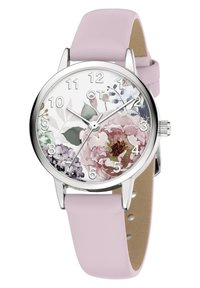 Cool Time - Watch - rosa-silber - 3