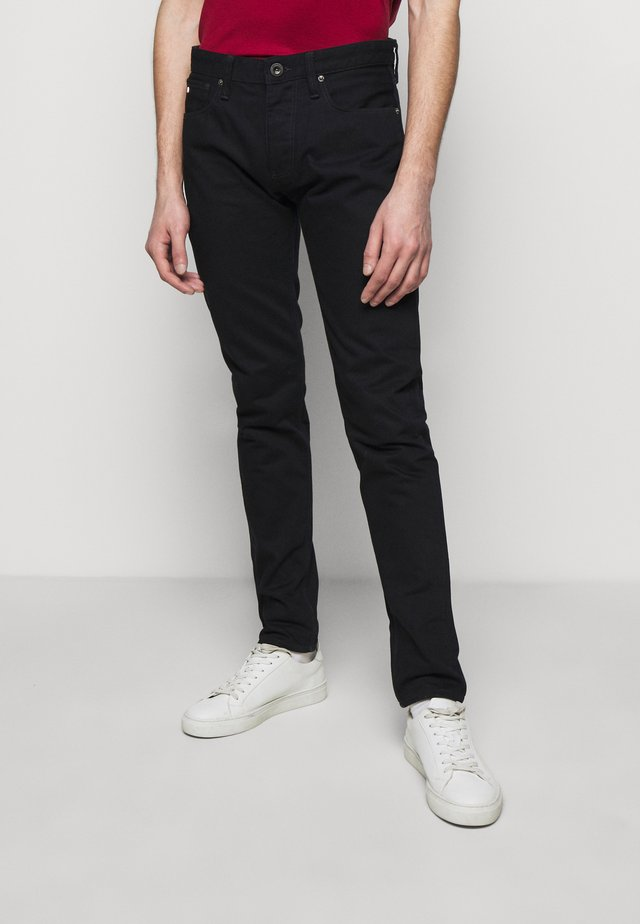 5 POCKETS PANT - Jeans slim fit - dark blue