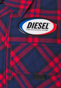 Diesel - J-TANIFER JACKET - Tunn jacka - blue/red - 3