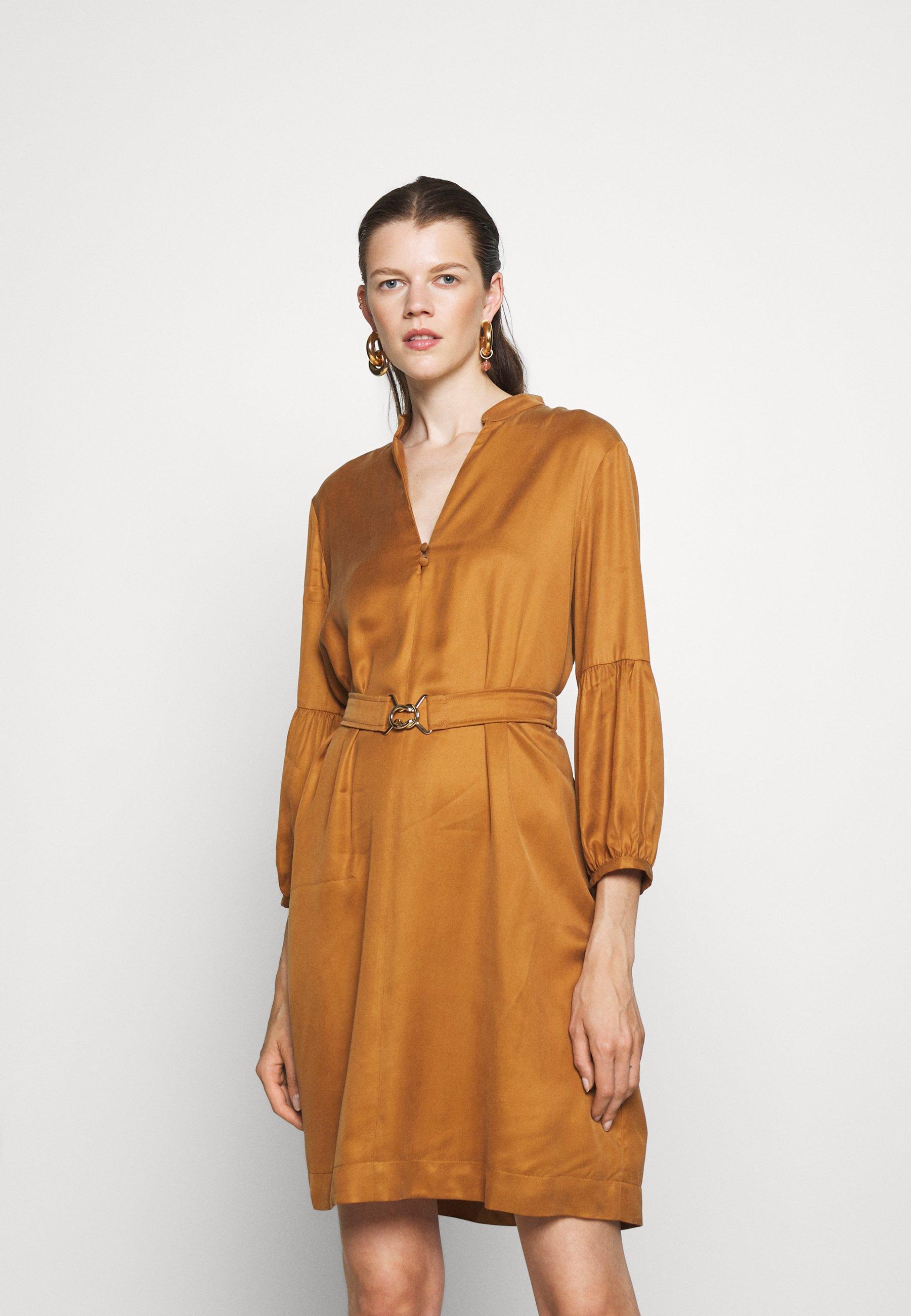 Mujer LACER - Vestido camisero