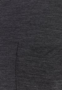 Icebreaker - RAVYN POCKET CREW - Basic T-shirt - jet heather - 6