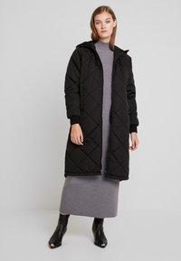 Selected Femme - SLFMADDY COAT - Manteau classique - black - 1