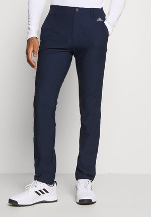 ULTIMATE SPORTS GOLF PANTS - Tygbyxor - collegiate navy