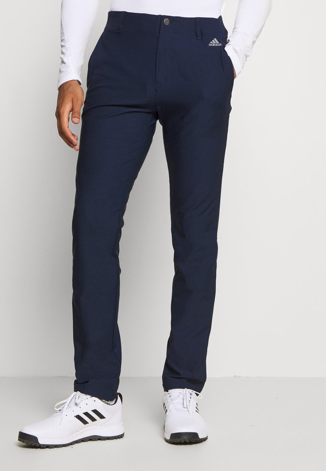 ULTIMATE SPORTS GOLF PANTS - Trousers - collegiate navy