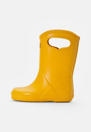 KIDS FIRST CLASSIC PULL-ON UNISEX - Holínky - yellow