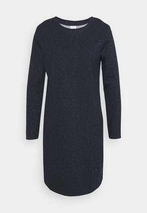 JDYIVY LIFE DRESS - Day dress - navy blazer/black