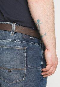 s.Oliver - BERMUDA - Denim shorts - blue denim - 5
