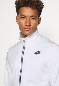 Lotto - SQUADRA - Sportovní bunda - brilliant white - 4