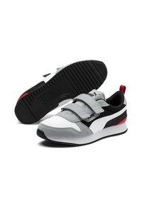 Puma - Trainers - quarry-puma white-puma black - 5