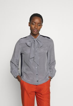SPAGNA - Button-down blouse - ultramarine
