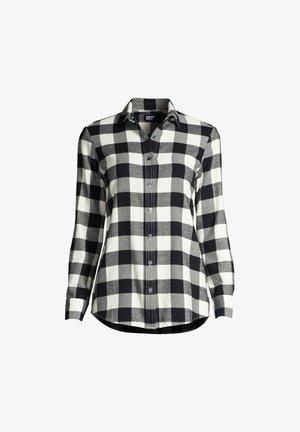 Overhemdblouse - check