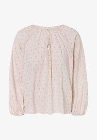 OYSHO - FLORAL  - Pyjama top - rose - 5