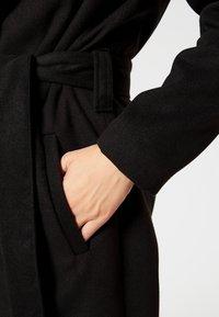 usha - Classic coat - black - 4