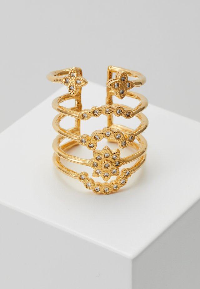 NSEMAINIER - Bague - gold-coloured