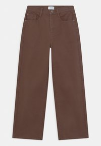 Grunt - CHOCO  - Jeans baggy - brown - 0