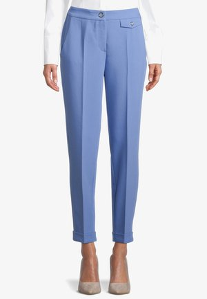 Suit trousers - cornflower
