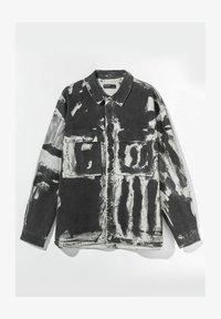 Bershka - Shirt - black - 4