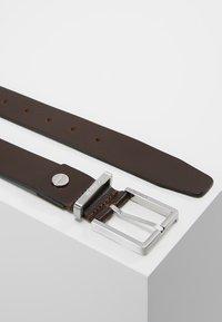 Calvin Klein - CASUAL BELT - Belt business - brown - 2