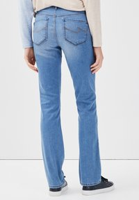 Cache Cache - Straight leg jeans - denim double stone - 2