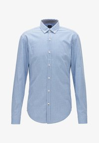 BOSS - RIKARD_53 - Shirt - blue - 5