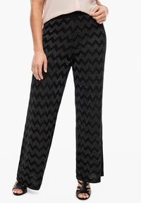 Triangle - Trousers - black - 0