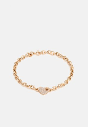 LOVE - Armband - rose gold-coloured