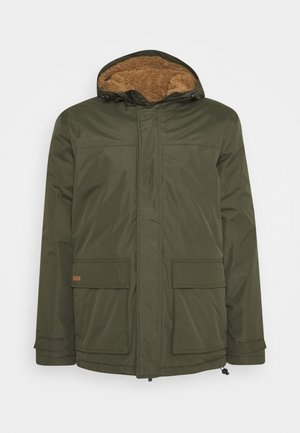 SEARLAS - Winter jacket - dark khaki