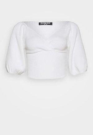 BARBIE - Print T-shirt - offwhite