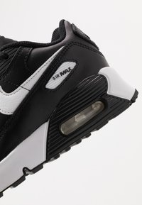 Nike Sportswear - AIR MAX 90 UNISEX - Baskets basses - black/white - 2