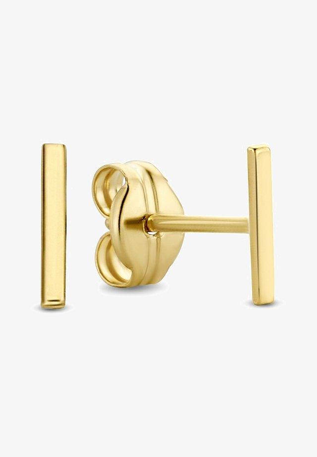14 CARAT GOLD - Örhänge - gold
