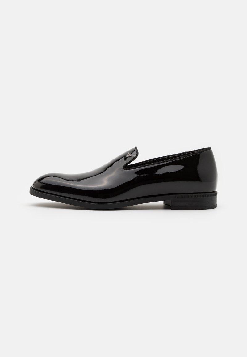 Emporio Armani - Scarpe senza lacci - black