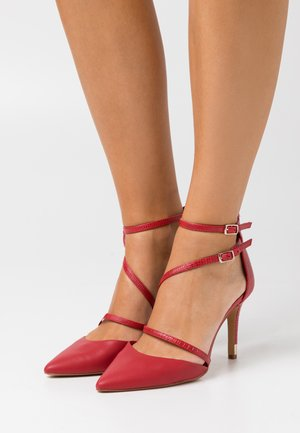TORGA - High heels - red