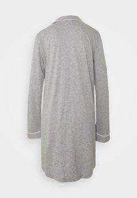 LASCANA - NIGHTGOWN - Noční košile - grey melange - 1