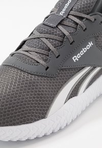 Reebok - FLEXAGON ENERGY TR 2 - Sports shoes -  grey/white/black - 5