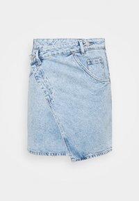 Monki - Mini skirt - light blue - 4